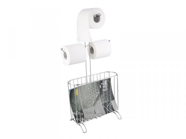 affordable combine papier et brosse porte revue wc nova chrome with porte revue wc. Black Bedroom Furniture Sets. Home Design Ideas
