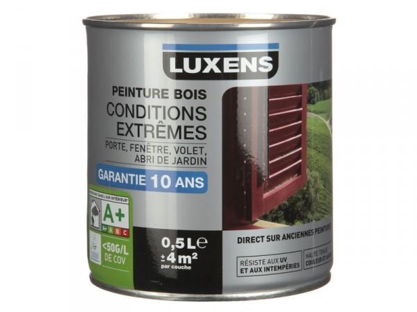 Peinture Grise Anthracite Bois Conditions Extremes 0l5